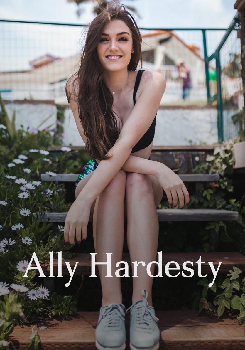 ally hardesty - profile pic