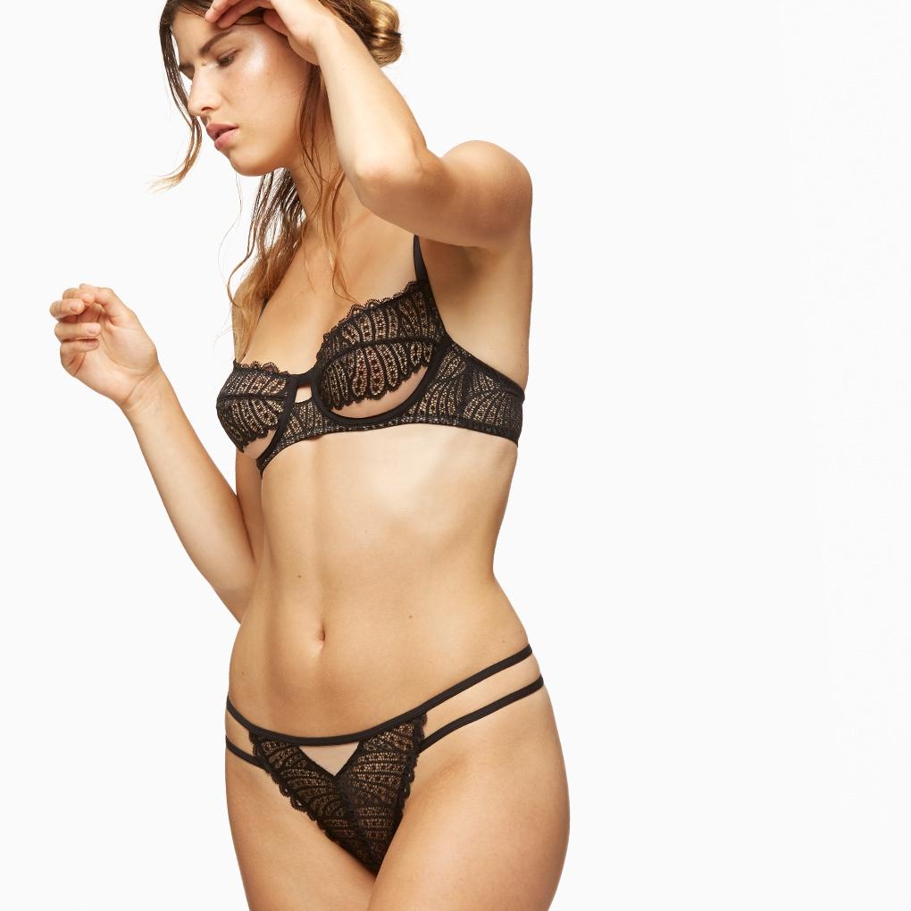 Sexy plus size linge